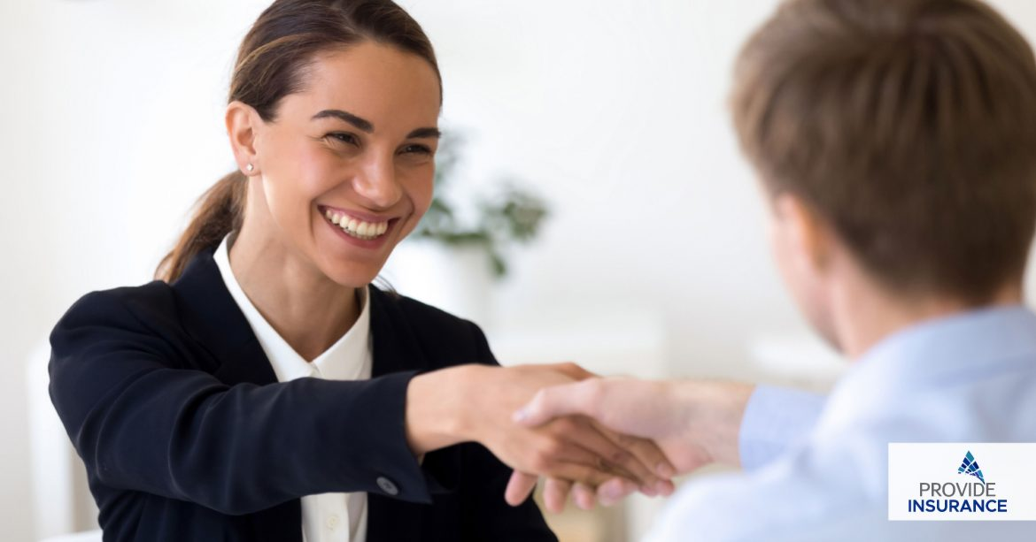 Working with an insurance broker gives you confidence that you're protected with the right coverage.